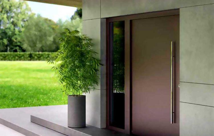 Comment choisir une porte d'entrée en aluminium pour votre maison ?